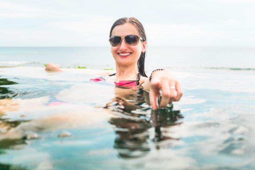 Kas täis kõhuga võib ujuma minna?