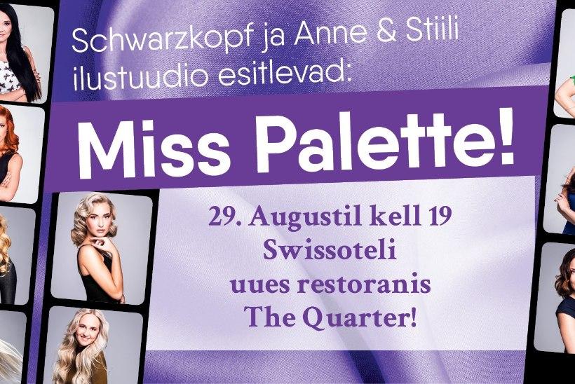 Schwarzkopf esitleb: Anne & Stiili ilustuudio
