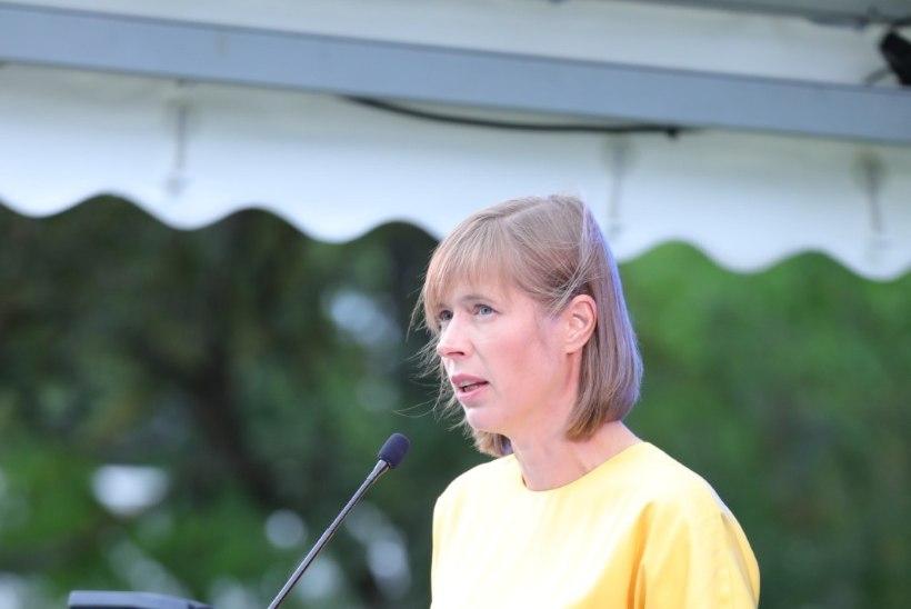 AVALDA ARVAMUST: kuidas jäid rahule president Kaljulaidi kõnega?