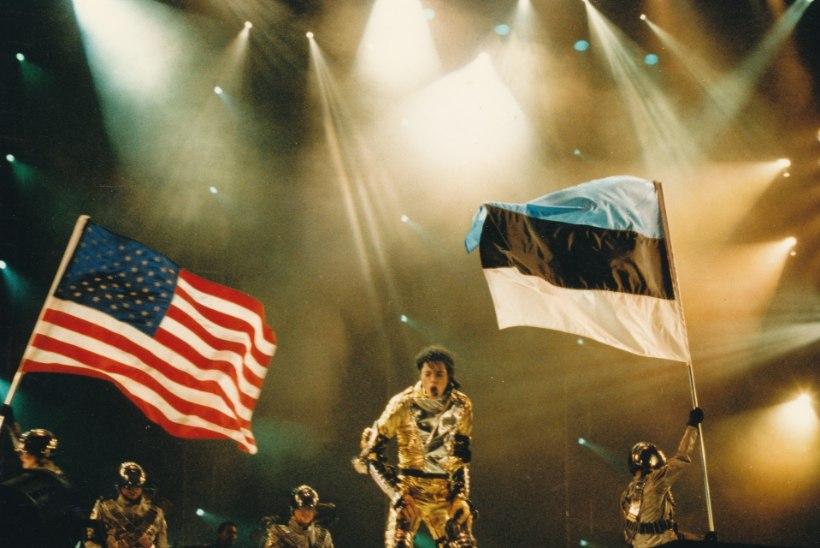 """""""Michael Jackson oli kõige suurem tükk, mille hammustada võtsime."""""""