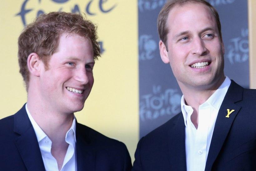 """Tõsi mis tõsi: printsid William ja Harry mängivad uues """"Tähesõdade"""" filmis"""
