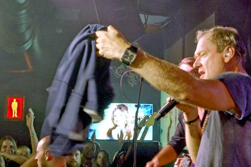 """Pearu Pauluse kontsert keerati kihva: """"Tõstsime neli turvameest lava ette."""""""