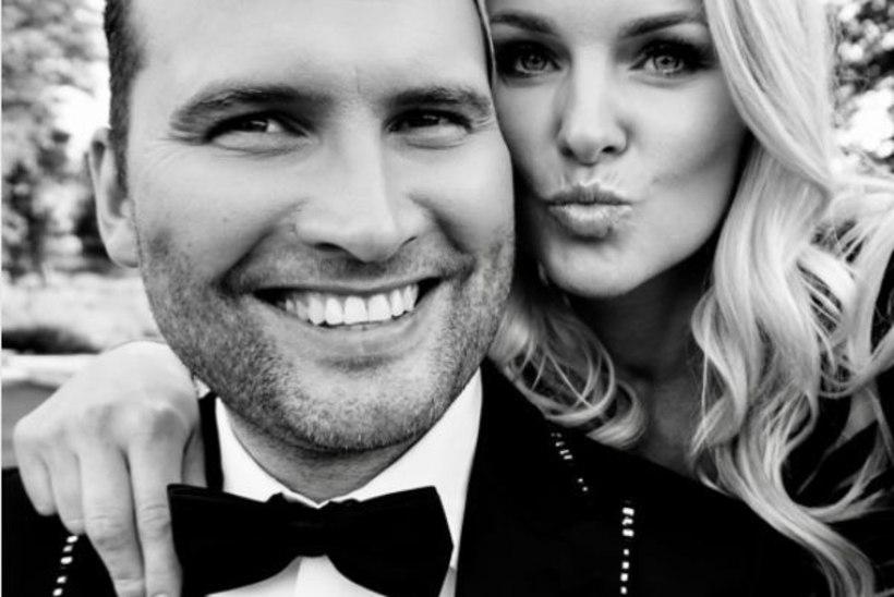 STAARIDE PARAAD | Vaata, kuidas Kaia Triisa ja Koit Toome lustisid Rõivaste pulmapeol