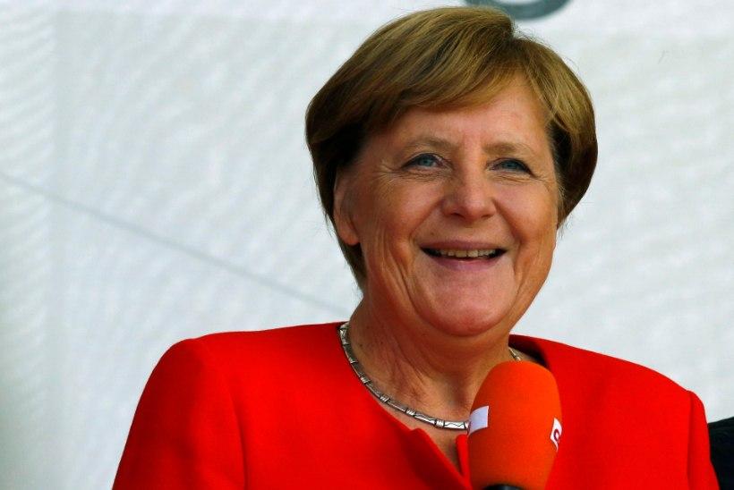 Angela Merkel osaleb septembri lõpul Tallinnas tippkohtumisel
