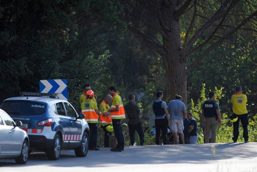 TERRORIAKTI KAHTLUSALUNE TABATI: Barcelona lähistel lasti maha pommivööd kandnud mees
