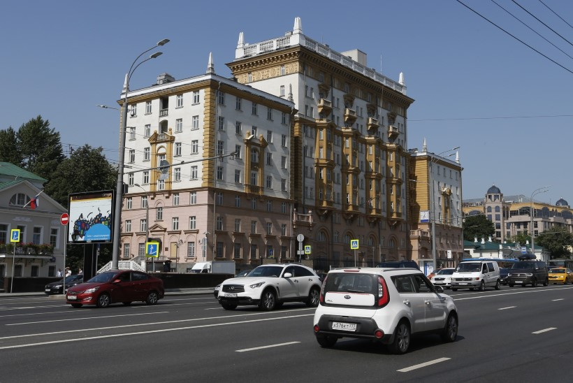 USA saatkond Moskvas: mõnda aega Venemaal viisasid välja ei anta!