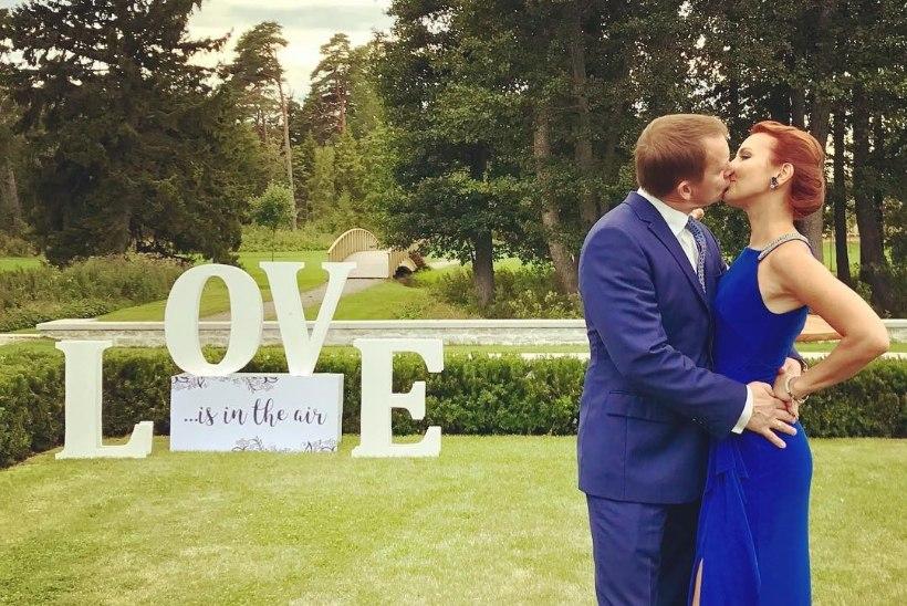 KUUM SUUDLUS | Keit Pentus-Rosimannus jagas romantilist fotot