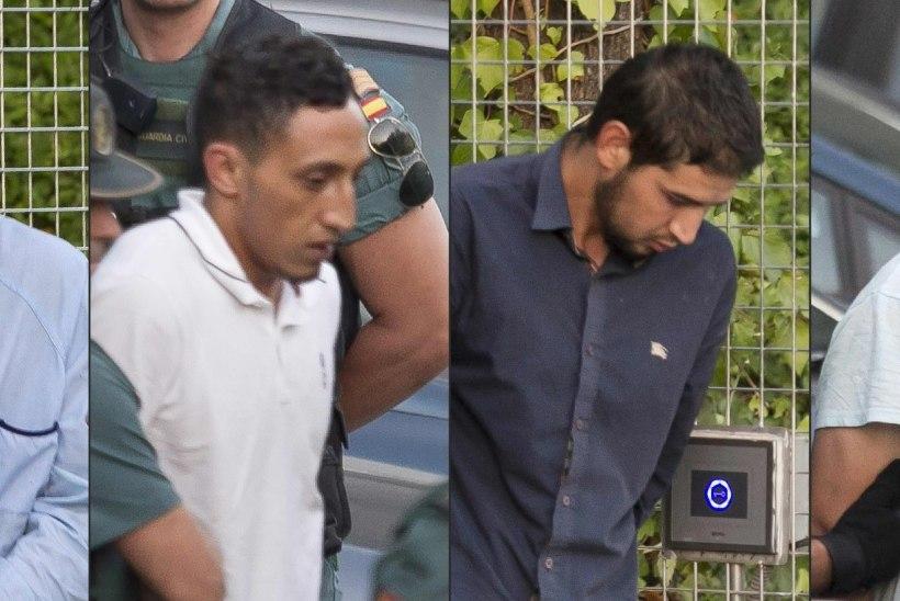 Hispaania terrorirünnakute kavandaja kohtu ees: kavas oli suurem rünnak