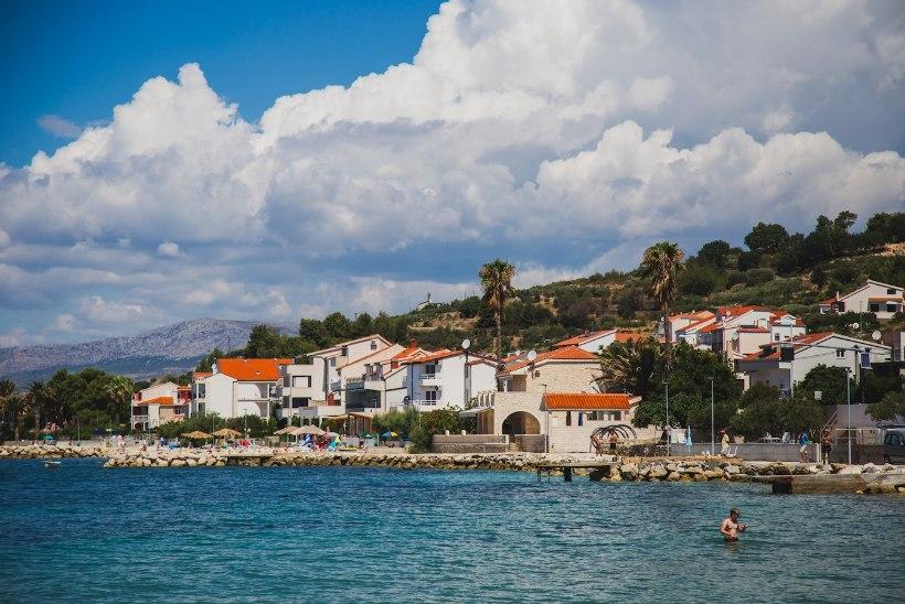 MEISI REISIPÄEVIKU VIDEO | Kui mõnus on reisida 2500 kilomeetrit autoga ja millised on Horvaatia rannad tegelikult?