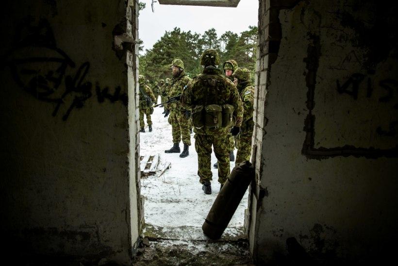 Eesti korraldab enne Zapadit välkõppuse?