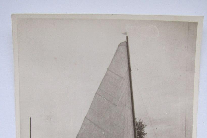 """Indrek Hirve poisipõlv möödus üksi purjetades: """"Ujusin nagu hüljes ega osanud veel midagi karta."""""""