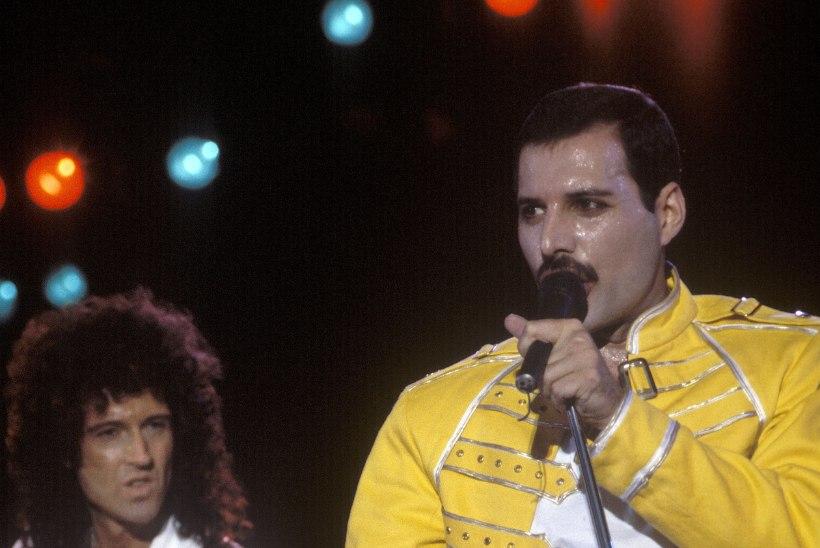 Queeni eluloofilm võtab vedu: bänd on koos!