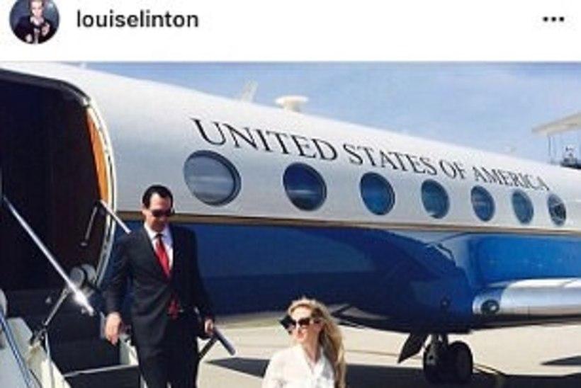 USA rahandusministri labaselt hooplev naine tõstis sotsiaalmeedias raevu