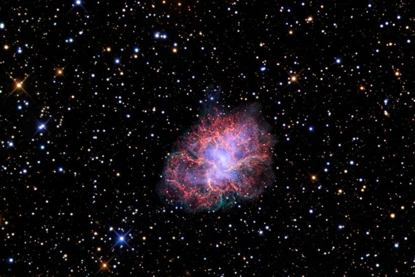 Astronoom Tõnu Viik: meis kõigis on osake supernoovast