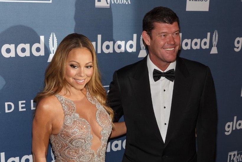 RÄME RETUŠEERING: trullakas Mariah on värskel kaanefotol siredaks saetud