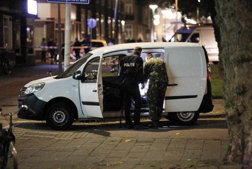 Rotterdamis terrorirünnakut plaaninud mees saadi kätte