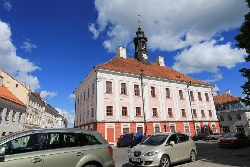 Tartu ülikool alustab koostööd Apotheka Tartu Raekoja apteegiga