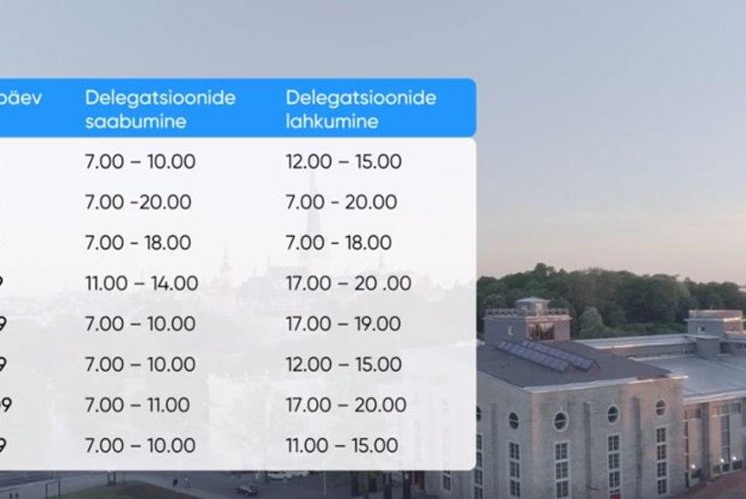 VIDEO   September toob Tallinnasse suurema liikluskoormuse