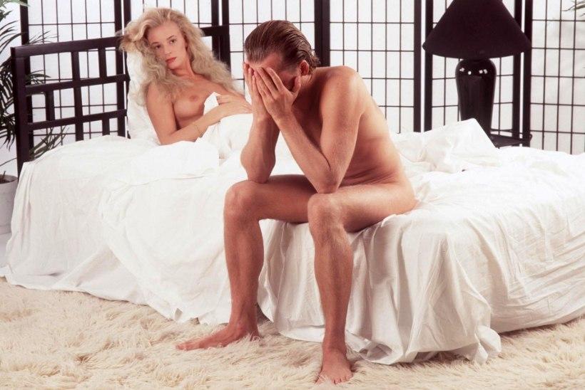 Kuus põhjust, miks mees orgasmini ei jõua