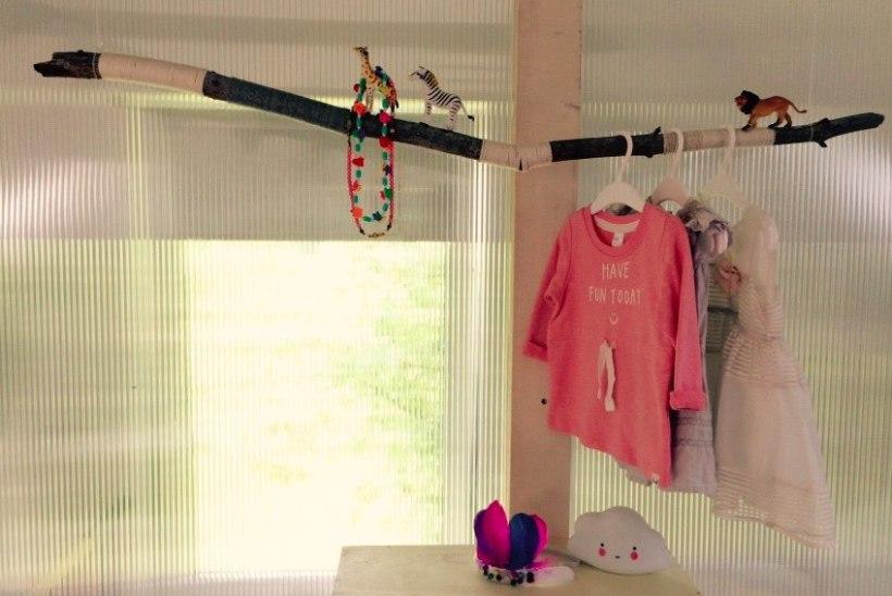Meisterda lastetuppa riidestange