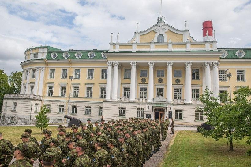 Eesti valitsus ületab nõutud sihi: vaikimisi saab kaitsekuludeks 2,2%