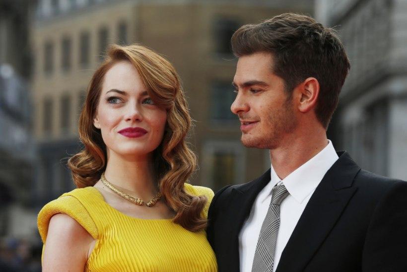 Emma Stone ja Andrew Garfield jälle koos?