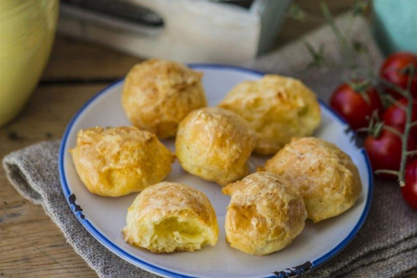 Õhulised juustu-tüümianipätsikesed