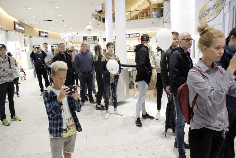 PILDID JA VIDEO | Eesti esimese Apple'i seadmete Premium Reseller poe hoogne avamine