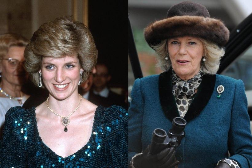 Camilla kannab ehet, mille prints Charles kinkis Dianale pulmadeks!