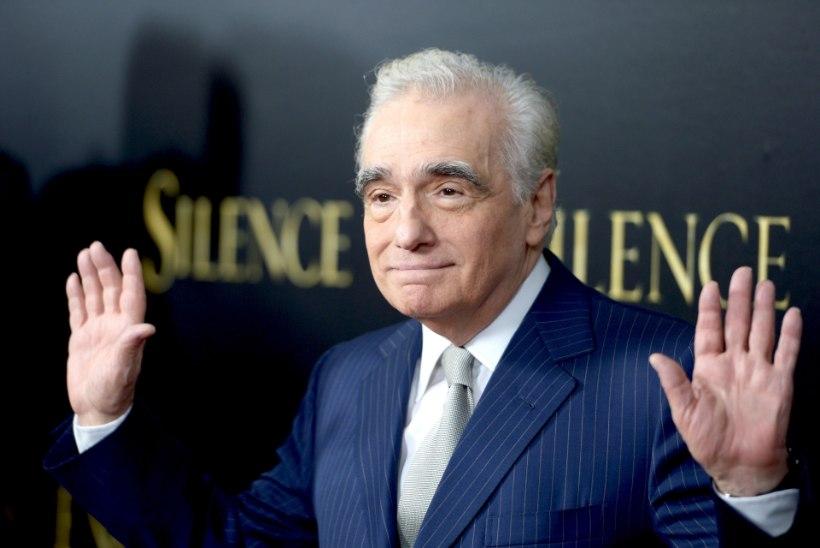 Martin Scorsese toob linale Jokkeri loo