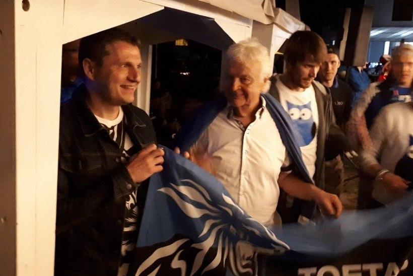 ÕL POOLAS | Ivo Linna uuest elamusest: ma pole ammu niimoodi pabistanud