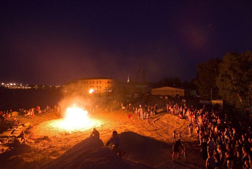 GRAAFIK | Päästjad hoiatavad muinastulede ööl liialt suurte lõkete tegemise eest