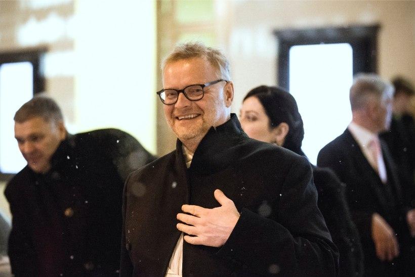 UUS KINNISVARAPORTAAL: Hans H. Luik astub Postimehe omanikule kandadele