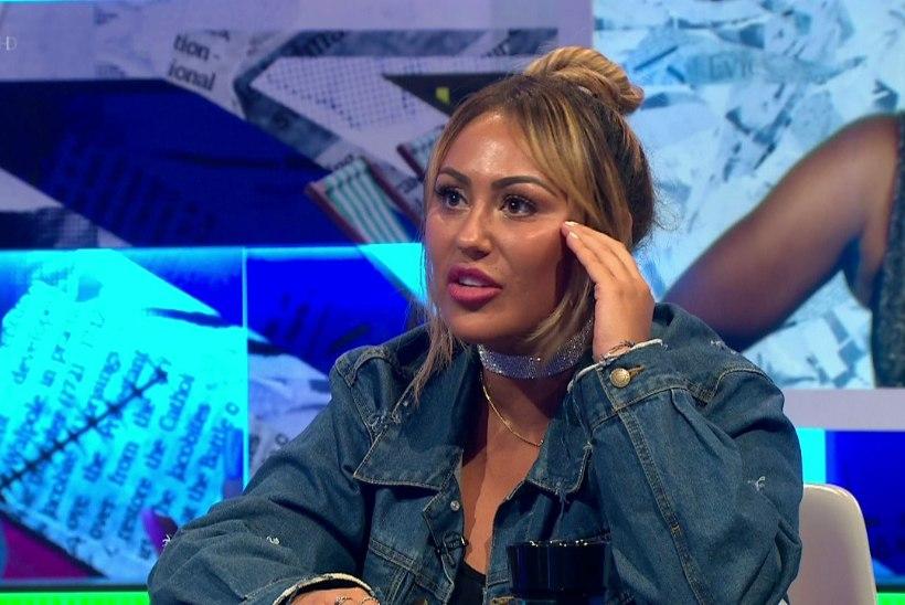 """Briti telekaunitar kiilaneb: """"Mu juuksed ei kasva enam iial tagasi!"""""""