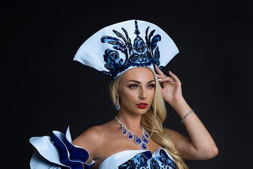 PALJU EDU! Eesti kaunitar juhib Missis Worldwide valimiste publikuhääletust