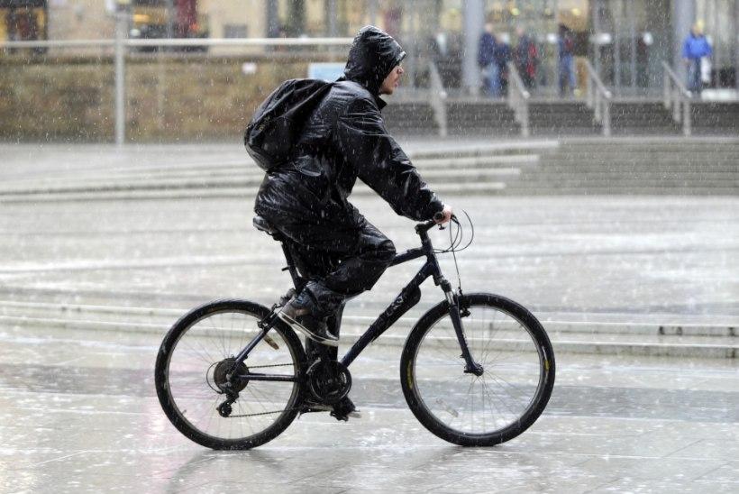 Jalgrattasõidu ABC: seitse marulahedat äppi hea ilma ennustamiseks