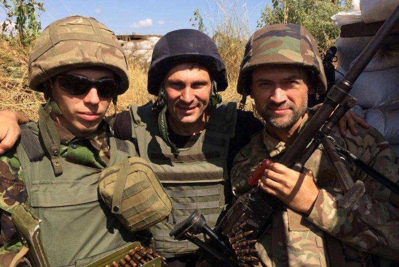 Ukraina päritolu Vene filmistaar sõdib Donbassis