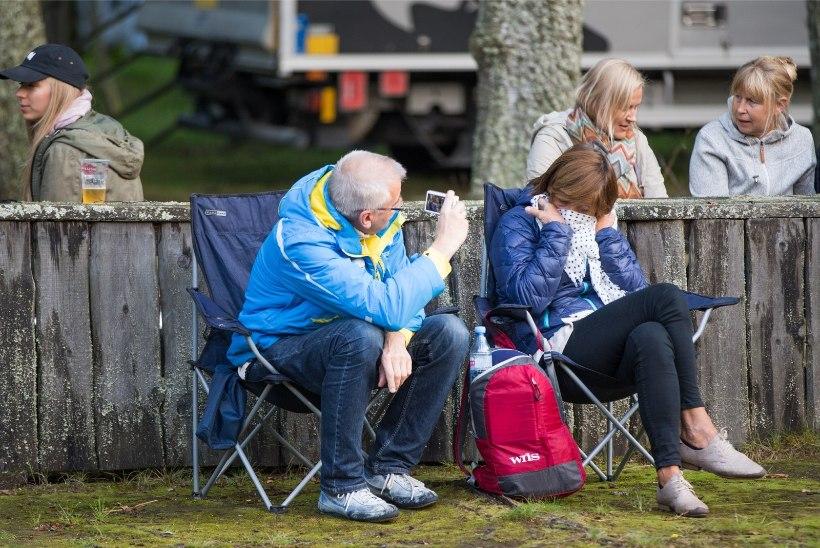 GALERII | Trad.Attack! rõõmustas publikut Värskas