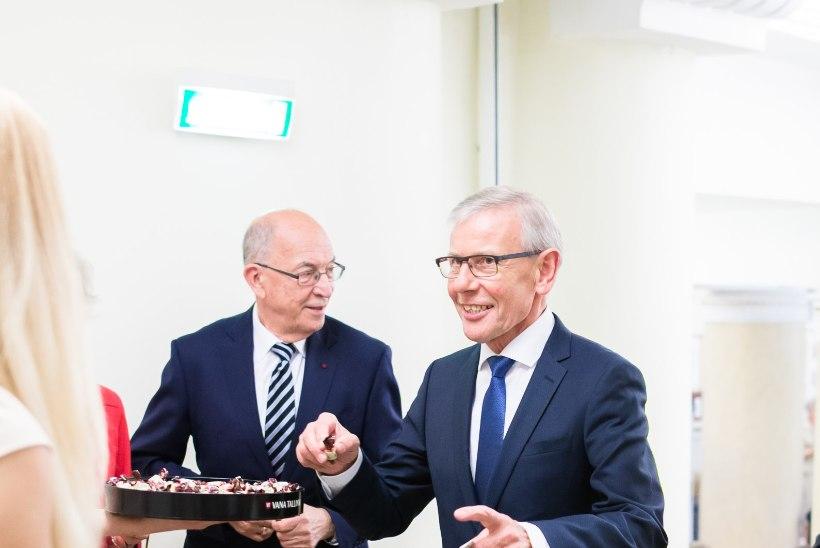 GALERII | Glamuurse Vana Tallinn galaga avati Rahvusooper Estonia 112. hooaeg