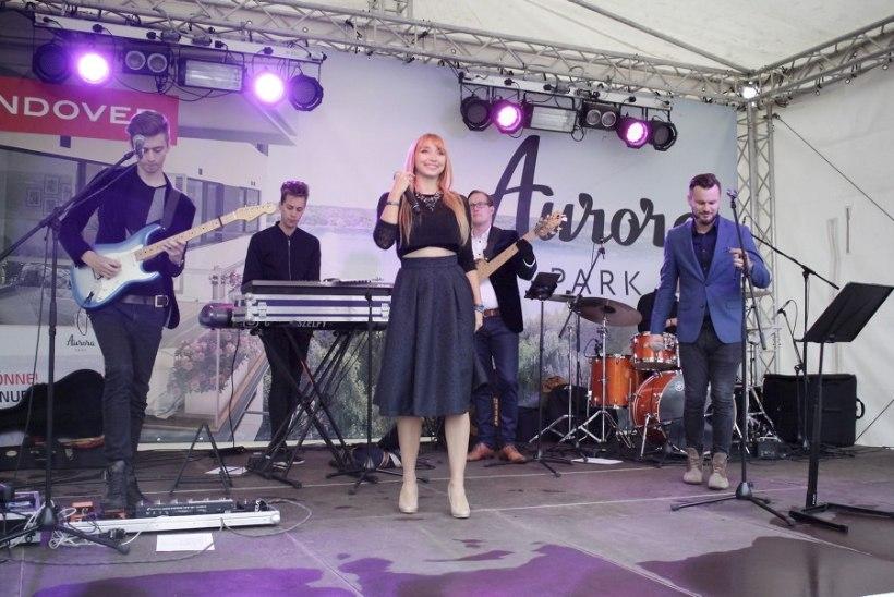 PILDID | Aurora Pargi pidulik avamine koos Tanja Mihhailova ja Silver Laasiga