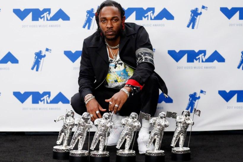 MTV videomuusika auhinnad: aasta artist on Ed Sheeran, kuid 6 auhinnaga võidutses hoopis teine mees