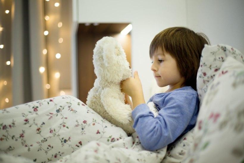 Millal võib laps pärast haige olemist lasteaeda minna?