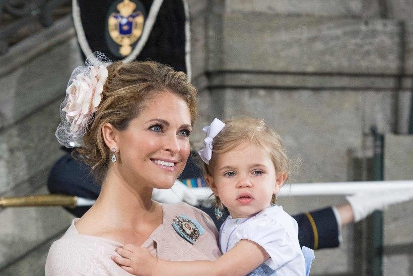 Rootsi printsess Madeleine ootab kolmandat last!