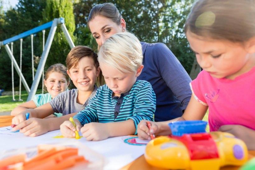 TERE, KOOL! | Laps õpib läbi mängu! 11 toredat mängu koolialguseks!