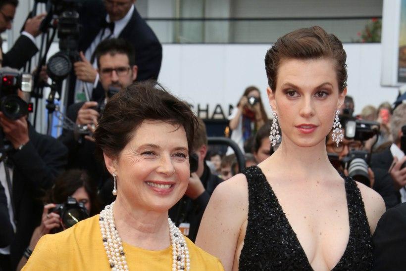 """""""Kui vajate Rootsi näitlejannat, kes oskab itaalia keeles öelda vaid """"ti amo"""", olen valmis Teie filmi tulema ..."""""""