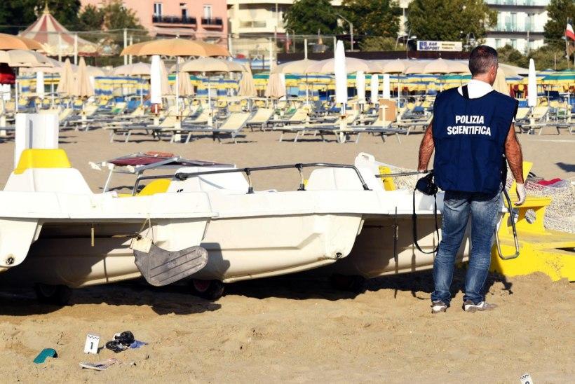 Itaalia politsei otsib Riminis noore poolatari vägistanud aafriklasi
