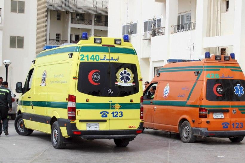 Egiptuses hukkus bussiõnnetuses 14 inimest