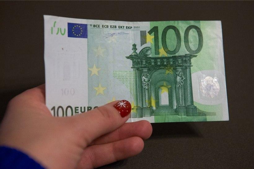 Ettevõtete kasum kasvas 22 protsenti ja 827 miljoni euroni