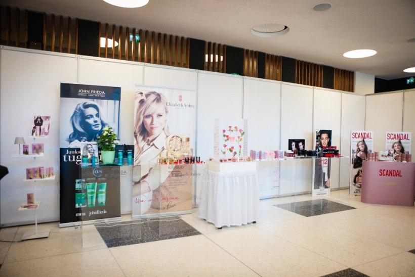 GALERII | Tuntud ilugurud tutvusid ilupäeval uute toodetega