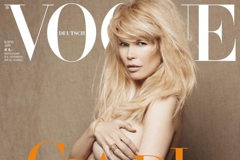 47aastane supermodell Claudia Schiffer näeb bikiinides välja nagu verinoor plika ...